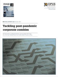 Financier Worldwide - Zombie Companies Report